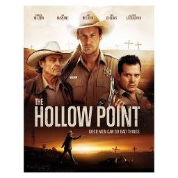 Hollow point (blu ray) (ws/eng/eng sdh/5.1 dts-hd) BR51589