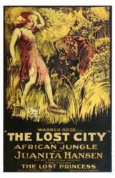 The Lost City Movie Poster (11 x 17) MOV202655