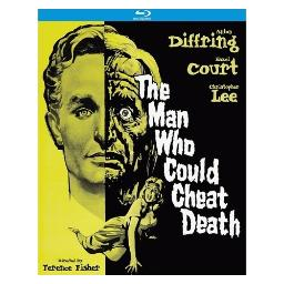 Man who could cheat death (blu-ray/1959/ws 1.66) BRK21122