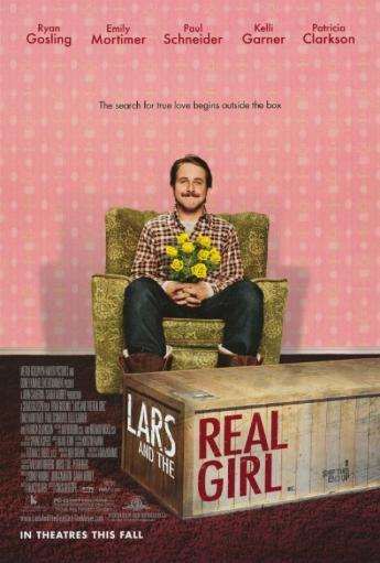 Lars and the Real Girl Movie Poster Print (27 x 40) MWUQOHSGGUJPXQDI