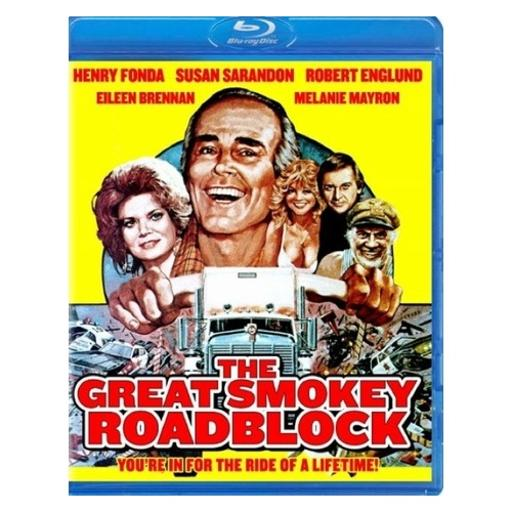 Great smokey roadblock aka last of the cowboys (blu-ray/1977/ws 1.78)
