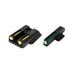 Truglo tg131rt2y truglo brite-site tfo ruger lc gr/yl