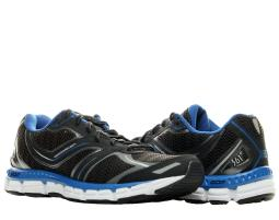 361 Volitation Black/Nautical Blue Men's Running Shoes 101520103-1022