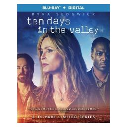 Ten days in the valley (blu ray) (limited series/ws/eng/eng sdh/5.1dd/2disc BR53579
