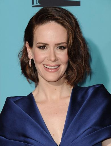 Sarah Paulson At Arrivals For American Horror Story: Freak Show Season Premiere, Tcl Chinese 6 Theatres, Los Angeles, Ca October 5, 2014. Photo.