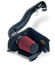 Airaid 97-02 Jeep Wrangler 2.5L CAD Intake System w/ Tube (Oiled / Red Media) 310-164