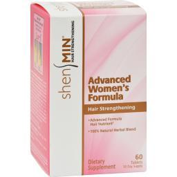 Shen Min Advanced Women's Formula Hair Strengthening - 60 Tablets
