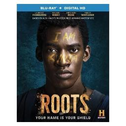 Roots (2016) (blu ray w/digital uv) (ws/eng/span sub/5.1 dts-hd/3discs) BR49986