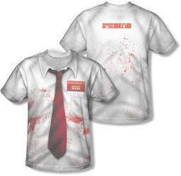 Shaun of the Dead Foree Electric Costume T-Shirt Gift Movie