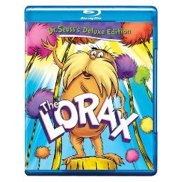 Lorax (blu-ray/deluxe edition) BR233509