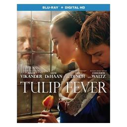 Tulip fever (blu ray) (ws/eng/span sub/eng sdh/5.1 dts-hd) BR52099