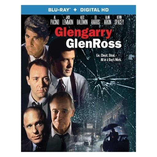 Glengarry glen ross (blu ray w/digital hd) (directors cut/ws/eng/span/5.1dt DO6XMZMIIWH5FDUG
