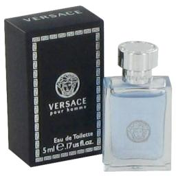 Pour Homme Mini EDT .17 oz For Men 100% authentic perfect as a gift or just everyday use