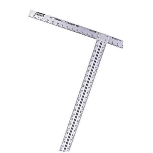 Walboard Tool 48in. Drywall T-Square 88-012-WTS-50