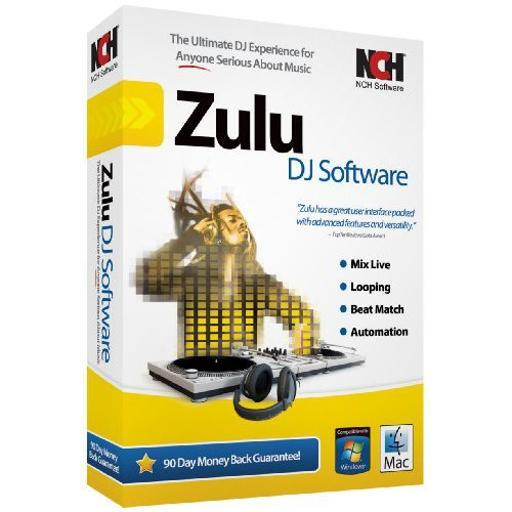 Nch software ret-zdj001 zulu dj mix loop beat match YPCP3M8OIHKWTEF5