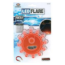 Performance Tool W2368 Led Safety Flare With 5 Modes