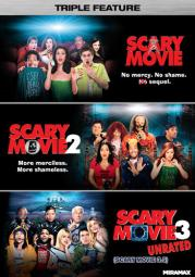 Scary movie triple feature (dvd) (ws/eng/eng sub/span sub/3discs) D32916D