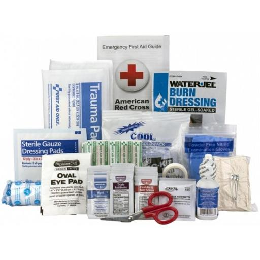 First Aid Only FAO90782 10 Person Kit with ANSI A, Refill