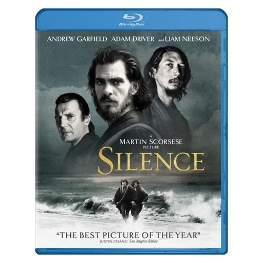 Silence (blu ray w/digital hd) M3DG5VL50ZVNDEUE