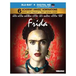 Frida (blu ray) (ws/eng/eng sub/span sub/eng sdh/5.1 dts-hd/uv digital copy BR31923