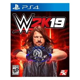Take-two interactive software, 57064 ps4 wwe 2k19