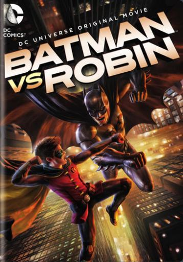 Batman vs robin (dvd/ff/animated dc universe original movie) YPJUF9O001CIAUIW