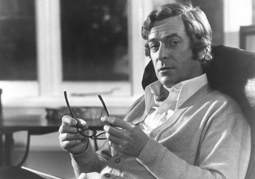 The Romantic Englishwoman Michael Caine 1975 Photo Print 9P6M2ETFUWAWLVTK