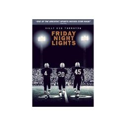 FRIDAY NIGHT LIGHTS (DVD) (WS/DOL DIG 5.1/2.35:1/ENG/SPAN/FRENCH) 25192547621