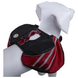 Everest Pet Backpack, Red, Small