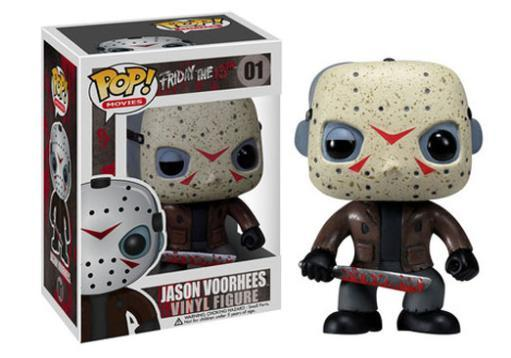 Pop! movies: friday the 13th-jason voorhees LXIAECWUEBGMHYQF