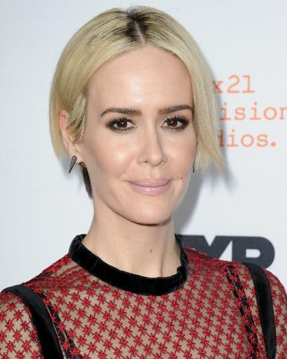Sarah Paulson At Arrivals For The People V.O.J. Simpson: American Crime Story Event, The Theatre At Ace Hotel, Los Angeles, Ca April 4, 2016. 1107884