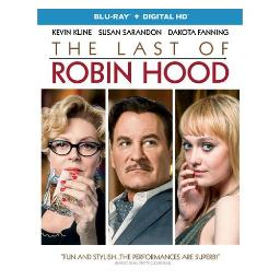 LAST OF ROBIN HOOD (BLU RAY) 25192262302