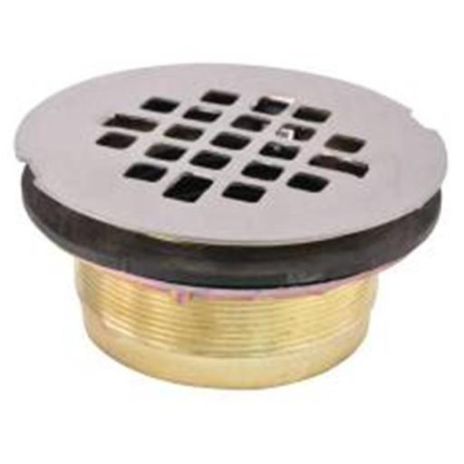 National Brand Alternative 500180 Shower Drain Direct Connect Type