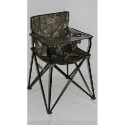 Jamberly HB2001 Ciao! Baby Portable Highchair - Mossy Oak Camo