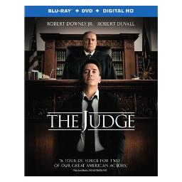 JUDGE (2014/BLU-RAY/DVD/ULTRA VIOLET/2 DISC/WS-16X9) 883929409303