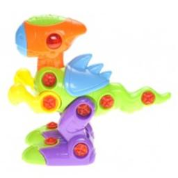 AZ Trading PS551 Dinosaur Take Apart Toy with Lights & Sounds
