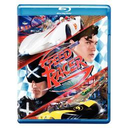 Speed racer (blu-ray/os/re-pkg) BR163465