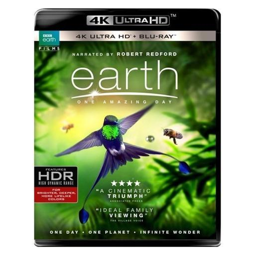 Earth-one amazing day (blu-ray/4k-uhd/digital hd) VO7GDJVQMUHZZUXA