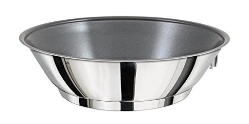 Magma Products Gourmet Nesting Induction Stainless Steel Saute/Omelette Pan