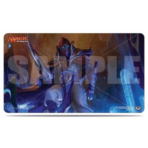 Ultra Pro ULP86492 24 in. Wide x 13.5 in. Tall Aether Revolt Baral Chief Compliance V1 Playmat for Magic The Gathering YPTBHORL0XZCRCRD