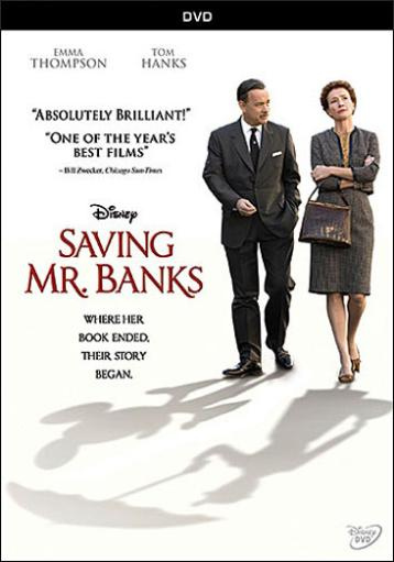 Saving mr banks (dvd/ws) QZEVHTKQNLPLY10I
