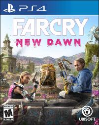 Playstation 4 Far Cry New Dawn