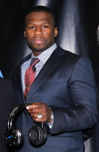 50 Cent At A Public Appearance At The Consumer Electronics Show Ces 2011 - Thu, Las Vegas Convention Center, Las Vegas, Nv January 6, 2011. Photo.