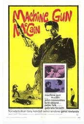 Machine Gun McCain Movie Poster (11 x 17) MOVAF8104