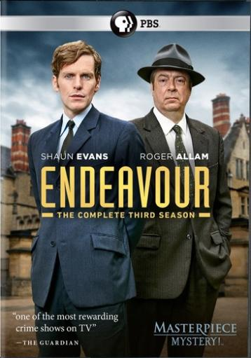 Masterpiece mystery-endeavour series 3 (dvd/2 disc) X4LIWLHLMAG41III