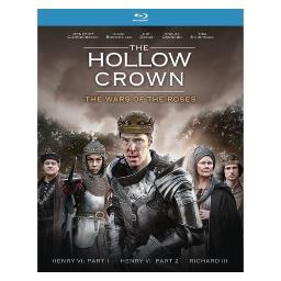 Hollow crown-wars of the roses (blu ray) (2discs) BR61177997