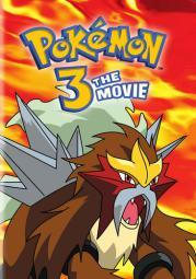 Pokemon the movie 3-spell of the unknown (dvd)