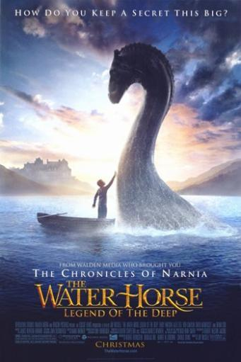 The Water Horse Legend of the Deep Movie Poster (11 x 17) 1135663
