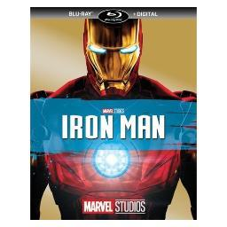 Iron man (blu-ray/digital hd/re-pkgd) BR146367