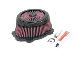 K&N Ka-1297 Kawasaki High Performance Replacement Air Filter KA-1297